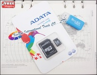 20pcs 64GB ADATA Micro Mini SD Memory Card TF Card with Gift USB Reader + SD Adapter Flash Memory