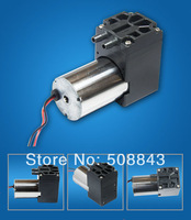 8L/M mini electric brushless diaphragm 12V dc small vacuum motor
