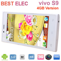 BBK vivo S9 dual quad-core Android 4.4 smart phone system slim 4.7 -inch touch screen dual SIM 3G
