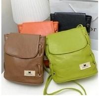 Fashion Women's Handbag New Candy Color Vintage Packet Mini Shoulder Bag Cross Body Diagonal Package