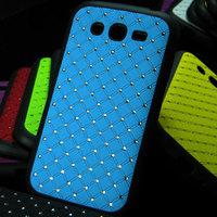 For samsung galaxy grand duos case I9082 rhinestone case new design free shipping