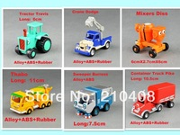 6pcs--Bob The Builder metal Construction Vehicles Models -  Forklift