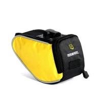 ROSWHEEL Bike Bicycle Saddle Bag Cycling Rear Tail Pack Outdoor Seat Racing Saddle Bag Basket 3 Colors