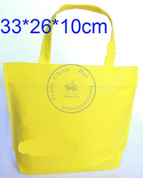 80grams non woven bags shopping handbag for clothes sales promotion gift etc Multi color option Wholesale