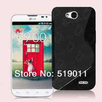 For LG L70 Case,S Line Soft TPU Gel Skin Case For LG Optimus L70