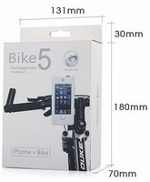 BIKE 5  ,Waterproof Case for iPhone 5 Bike Bicycle and Motorcycle Mount Holder For Outdoor Sports