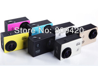 Full HD 1080P Sport Action Camera Diving DVR SJ4000 30M Waterproof Extreme Sport Helmet Camera G- Senor Camcorder DVR