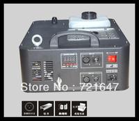 Free Shipping 1pcs/lot DMX512 1500W LED Fog Machine LED fog smoking machine RGB
