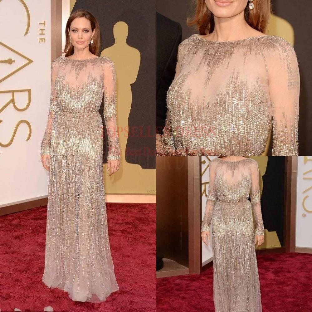 Celebrity Evening Dresses For Less 107