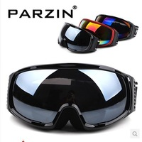 Brand professional double anti fog ski goggles spherical outdoor sports eyeglasses men skiing eyewear polarized myopia glasses