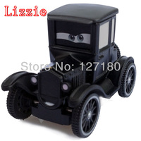 Free Shipping 100% Original PIXAR CARS 2  Pixar Car Lizzie Rare Metal Toy Car Loose