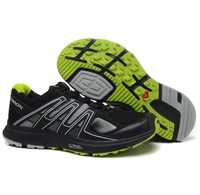 2014 MEN Salomon MISSION M Cross-country Running Shoes Outdoor Athletic Hiking Zapatillas Salomon Hombre