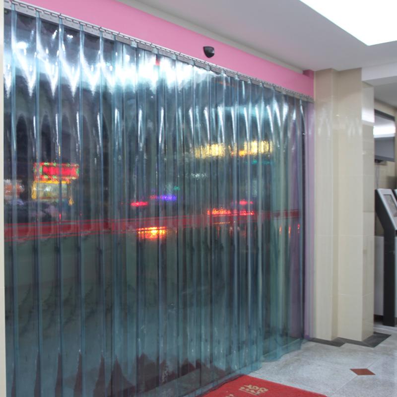 curtain plastic curtain pvc windshield indoor windproof door curtain