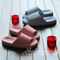 Muji high quality slippers home slippers indoor slippers lovers slippers  free shipping