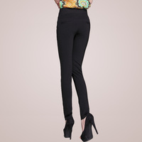 2014 spring fashion tight slim pencil pants harem pants women casual pants