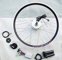 24V 250W e-bicycle conversion kits High quality e-bike refit kits for bike to electric bike