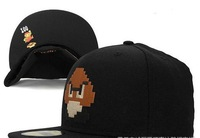 Foreign trade of the original single full range of quality Super Mario BrothersMushrooms hiphop cap adjustable baseball cap