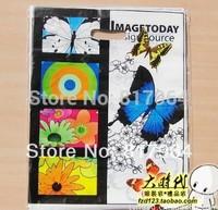 18*23CM free shipping Custom Printing plastic shopping bags