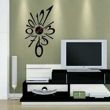 wholesale digital clock wall paper