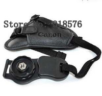 Leather Hand Grip Strap for C/T4i T3i T3 T2i T1i 50D 60D 5D 7D 650D 600D With Tracking number
