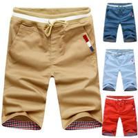 8 Color Men's Plus Size 4XL 5XL 6XL Elastic Waist Beach Short Men Summer Fashion Slim Fit Knee-Length Big Size Casual Shorts