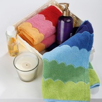 Cozzylife 100% thickening cotton super soft lovers towel - -