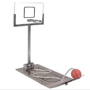 Aluminum Desktop Desktop mini folding basketball machine / table basketball / table billiards / Fans necessary(China (Mainland))