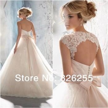 В наличии бесплатная доставка 2014 новинка бальное платье милая кристалл бусины створки свадебные платья с съемный куртка NW0002