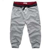2014 Rushed Bermuda Bermuda Masculina Free Shipping Hot Men Sports A Shorts Loose Male Trousers Harem Shorts,4 Color,s-xxl,