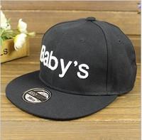 New Letter black adult Baseball Cap, Men Women Fashion Hip-Hop hats ,Snapback sun Hat ,Hats & Caps