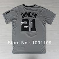 2013-14 Tim Duncan Christmas Jersey, San Antonio 21 Tim Duncan Christmas Jersey, Short Sleeve Basketball Jersey With Big Logo