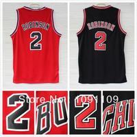 Chicago 2 Nate Robinson Jersey Cheap Basketball Jerseys Nate Robinson New Rev 30 Embroidery Logo Mens Basketball Jerseys