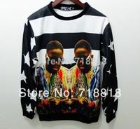 1991 INC Memorial BIGGIE 2Pac Sweatshirt HBA DIAMOND PYREX YEEZY Sweatshirts Top Supreme Men Hoodies S--XXL Wholesale and Retail