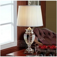2014 Meike holy brief fashion modern crystal table lamp ofhead living room lights fashion crystal lamp