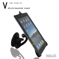 20pcs/lot,Soft rubber non-slip adjustable stents for iPad2,vehicle-mounted stand for Apple iPad2