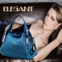 For oppo   women's handbag 2014 women's handbag cross-body one shoulder women's vintage blue bag