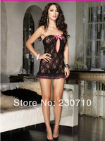 Sexy Lace Lingerie G-String Thong Women Night Wear Dress Lingerie G-String Thong Women Night Wear Dress  FZ 294