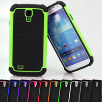 For Samsung Galaxy S4 Mini i9190 Armadillo Series 2 Layer Armored Hybrid Cover Case with Inner Soft Case and Hard Outter Shell