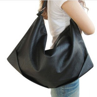 New 2014 Fashion Spring Korean Style Large Leather Women Shoulder Bags Designer Brand Vintage Retro Big Lady Totes Bag