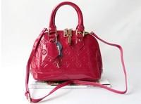 Promotion! Special Offer women hard leather handbag pattern handbags messenger bag