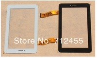 "7"" touch screen digitizer touch panel glass for Ainol Poseidon 3G AX1 3G MTK8389 Quad Core tablet 04-0700-0808 White or Black"