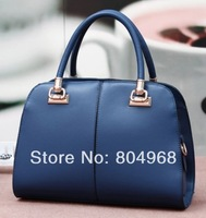 New 2014 Free shipping New arriving products hot selling women's PU leather Shoulder bag Vintage handbags  in Spring and Autumn