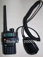 New Original Baofeng Speaker with baofeng 5W UV 5r VHF/UHF dual band radio FM radio LED Flashlight SOS + baofeng battery antenna