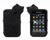 1x Kiki Cat Silicone Back Cover Case for Samsung Galaxy I9000 I9001 I9003 I9008L