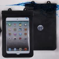 20pcs/lot, superior sealing 100% waterproof bag for Apple iPad mini,safe convenient waterproof  case for iPad mini