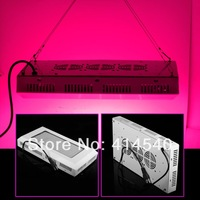 Free shipping via DHL/EMS  300W  204Red+48Blue SMD-chip LED Hydroponic Grow Lights  led plants hydroponics lighting hot sale