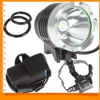 3 Mode High Power 1800 Lumen CREE XML T6 LED Bicycle Head lamp Bike Light & LED Headlight Headlamp + 2800mAh Battery Pack