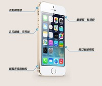 Super thin 0.3mm clear color tpu case for iphone5/5s very fit case