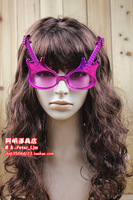 18g funny violin guitar glasses halloween party funny glasses