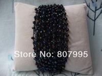 Free Shipping 2014 hot-selling women's fashion Hand-crocheted beaded bracelets